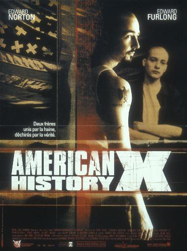american history x 1998 un film de tony kaye news date de sortie critique. Black Bedroom Furniture Sets. Home Design Ideas