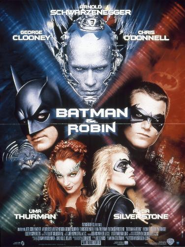 Batman robin 1997 un film de joel schumacher - Image de batman et robin ...