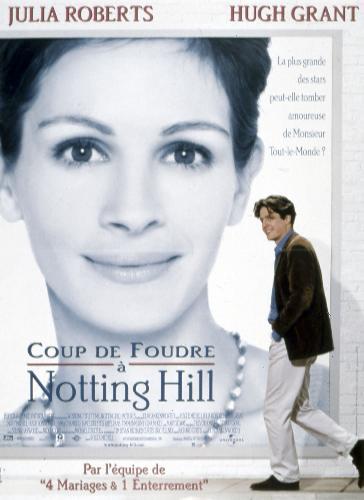coup de foudre notting hill 1999 un film de roger michell news date de. Black Bedroom Furniture Sets. Home Design Ideas