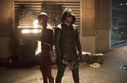 rencontre flash arrow