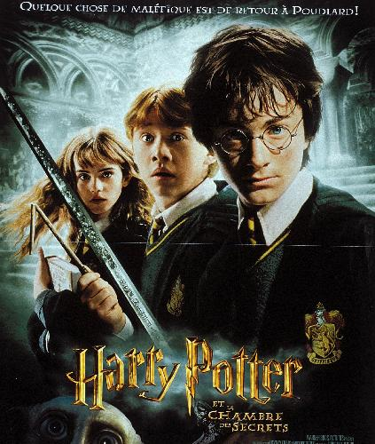 Harry potter et la chambre des secrets 2002 un film de - Streaming harry potter et la chambre des secrets ...