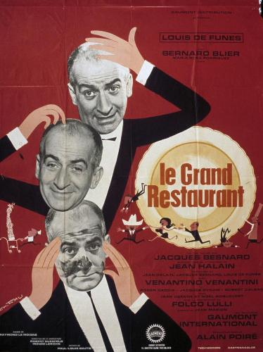 Le Grand Restaurant Streaming