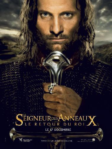 style roman grande remise pas cher Le Seigneur des anneaux : le retour du roi (2003), un film ...