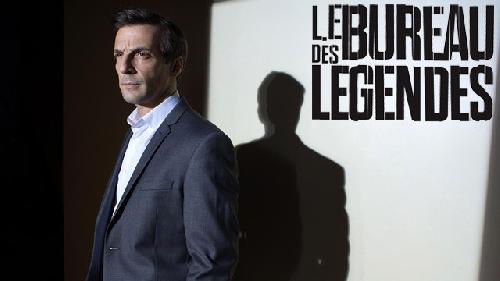 Le bureau des légendes séries premiere.fr