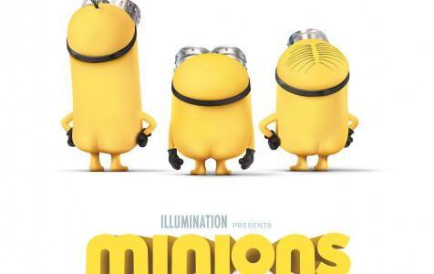 Les Minion Montrent Encore Leurs Fesses Premiere Fr