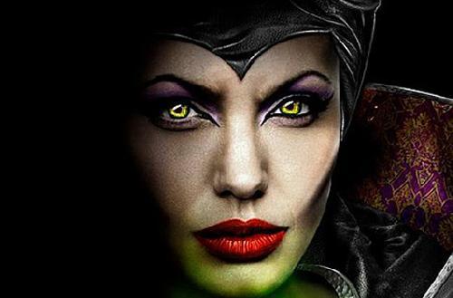 Photo angelina jolie fait peur en mal fique r actualis - Le jeux de la sorciere qui fait peur ...