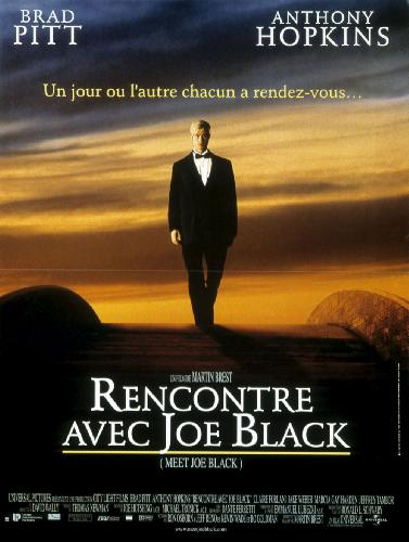 film rencontre avec joe black streaming