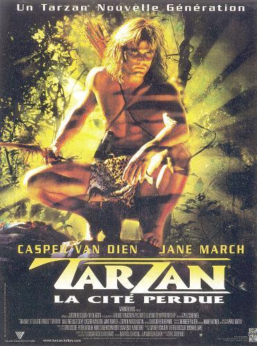 tarzan et la cité perdue vf