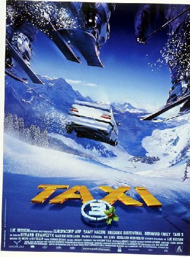 taxi 3 2003 un film de g rard krawczyk news date de sortie critique bande. Black Bedroom Furniture Sets. Home Design Ideas