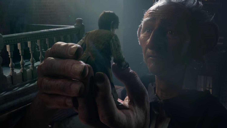 Le Bon Gros Géant, un Spielberg petit mais costaud [critique]