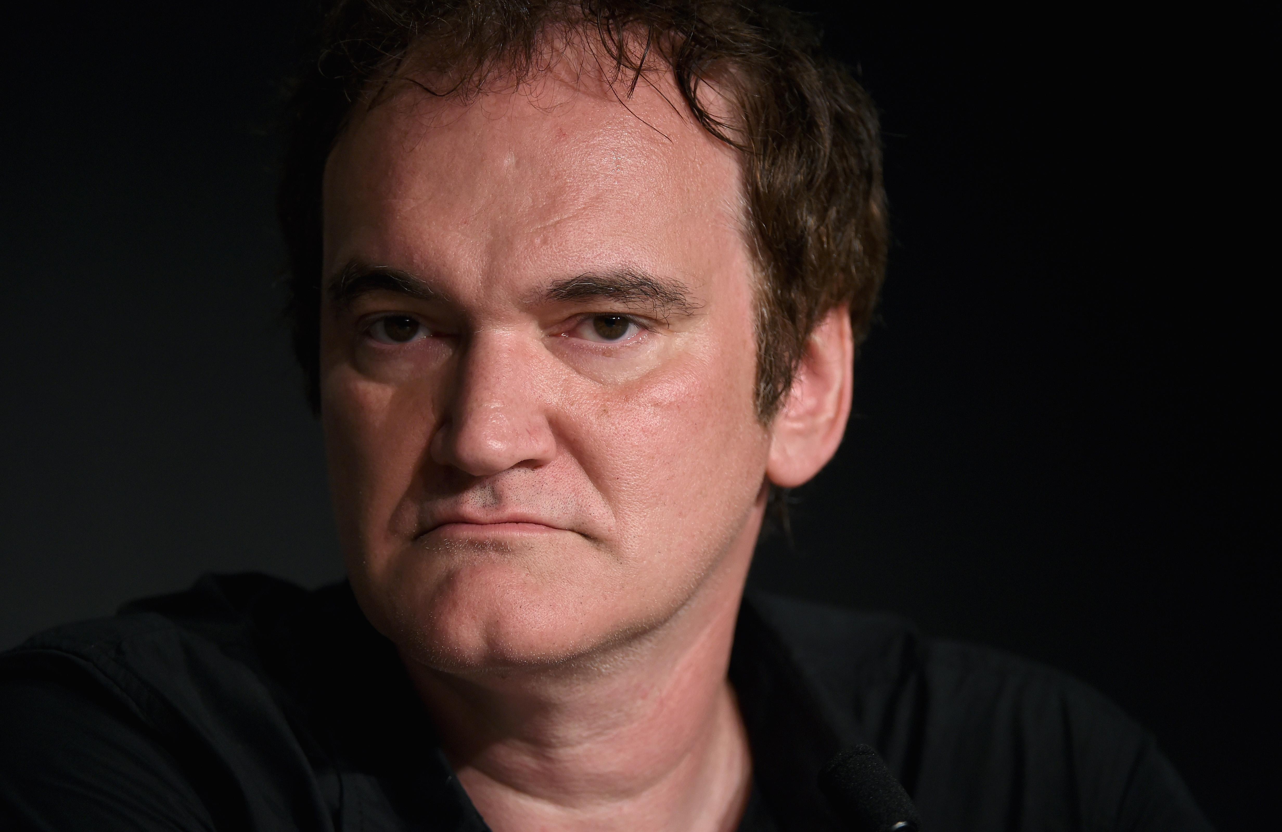 """Pour Tarantino, """"Donald Trump est passé du statut de bouffon à celui de dangereux"""""""