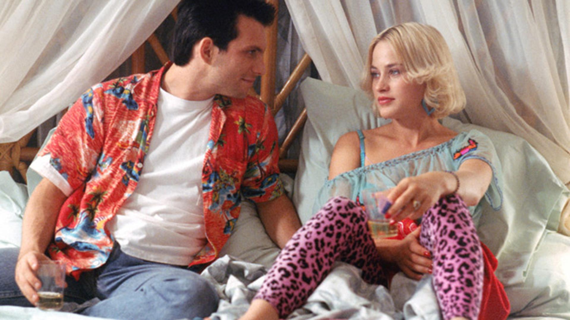 Patricia Arquette et Christian Slater ressuscitent True Romance