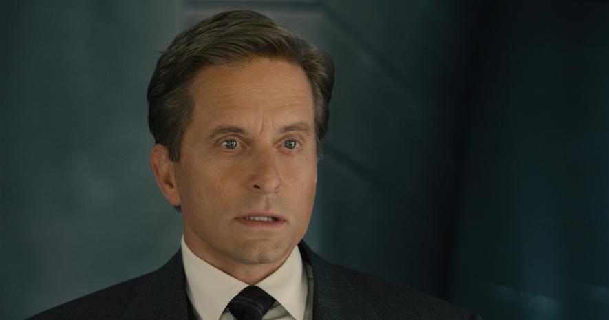Ant-Man: comment Michael Douglas a été rajeuni pour le film