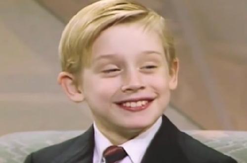 L'interview géniale de Macaulay Culkin, 10 ans, pour Maman j'ai raté l'avion