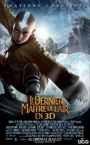 Le Dernier Maître De L Air 2010 Un Film De M Night
