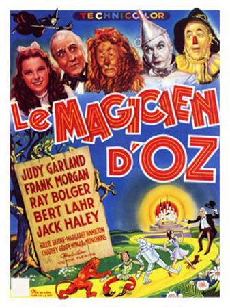 le magicien d 39 oz 1939 un film de victor fleming news date de sortie critique. Black Bedroom Furniture Sets. Home Design Ideas
