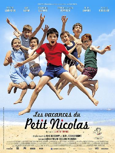 les vacances du petit nicolas 2014 un film de laurent tirard news date de. Black Bedroom Furniture Sets. Home Design Ideas