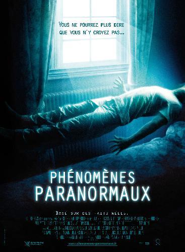 paranormal movie streaming vf
