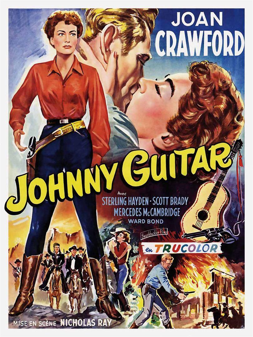 johnny guitare 1954 un film de nicholas ray news date de sortie critique. Black Bedroom Furniture Sets. Home Design Ideas