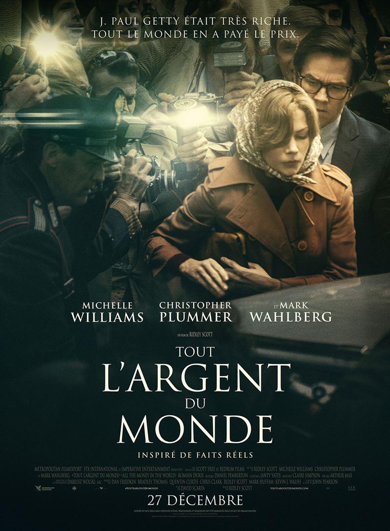 Tout Largent Du Monde 2017 Un Film De Ridley Scott Premierefr