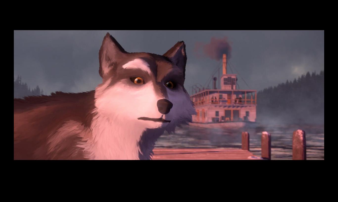 Croc-Blanc : Le joli film d'animation revient à la télévision