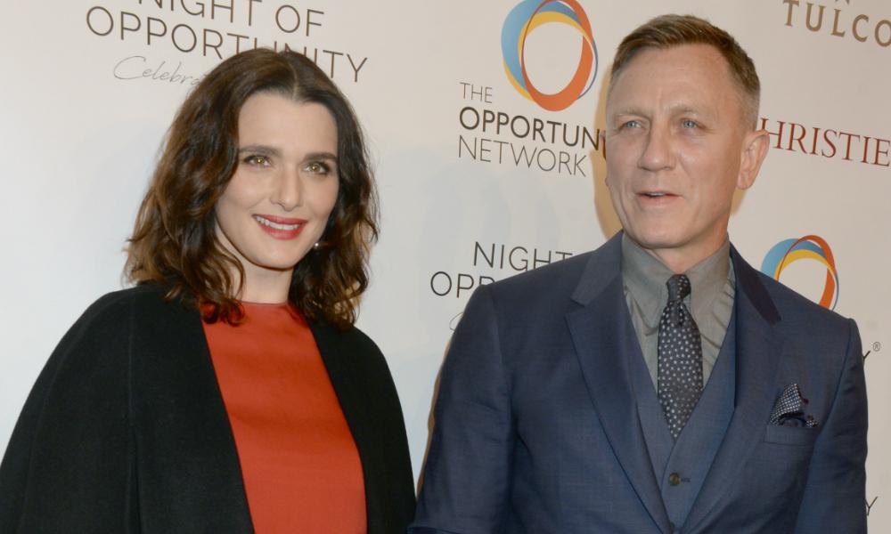 Rachel Weisz: Rachel Weisz Et Daniel Craig Attendent Leur Premier Enfant