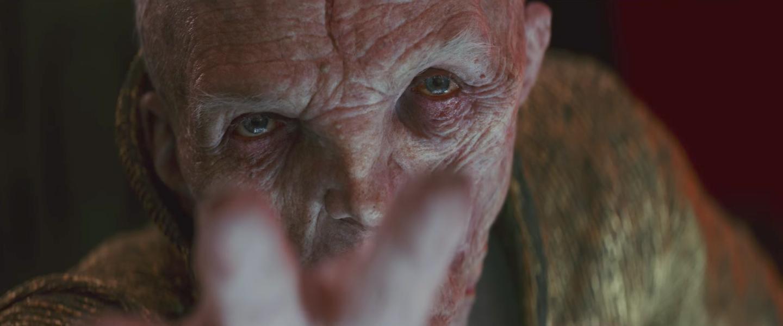 Star Wars 8 : on sait enfin pourquoi le passé de Snoke n'est pas raconté
