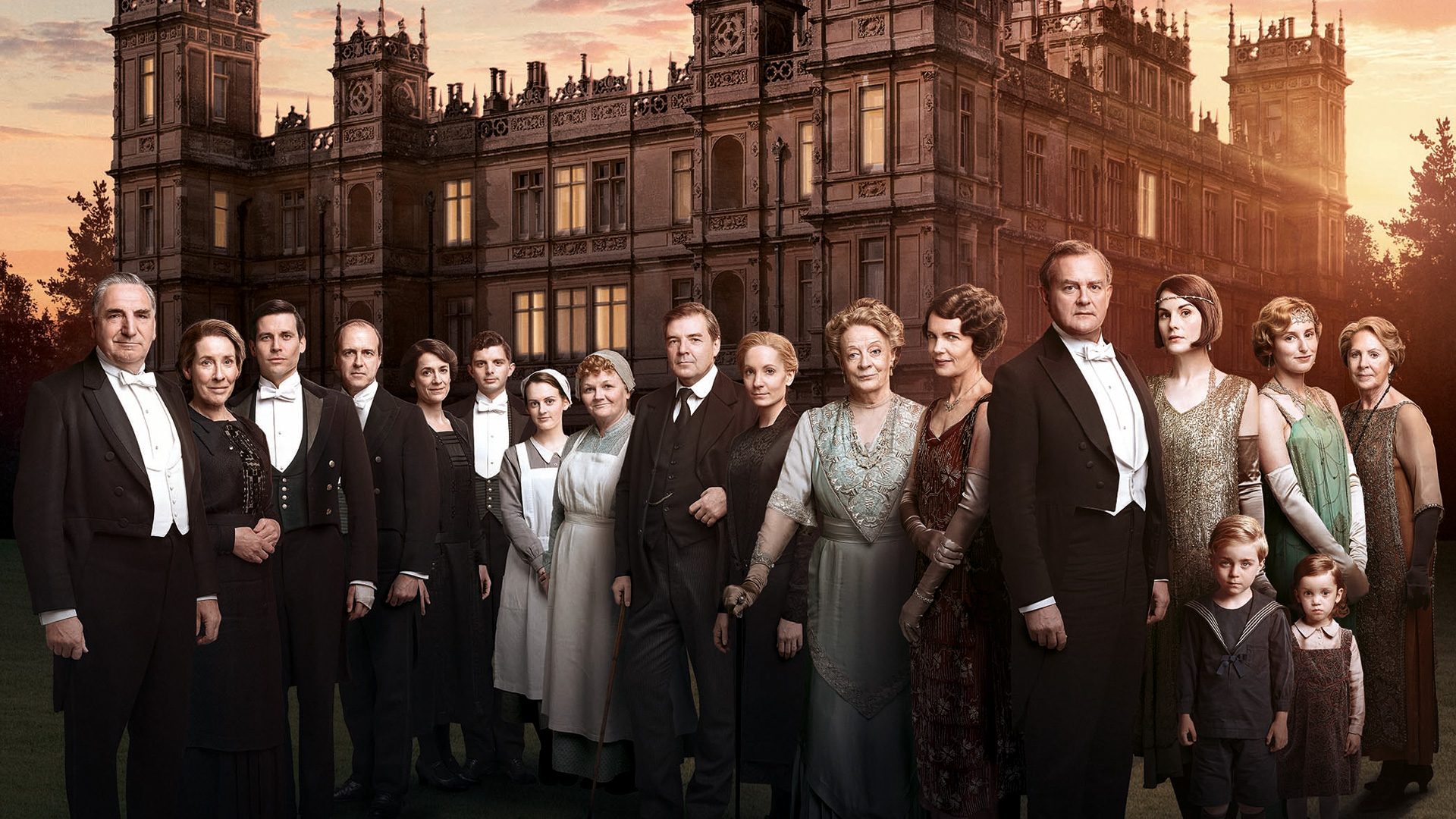 Le Film Downton Abbey A Une Date De Sortie Au Cinéma Premierefr
