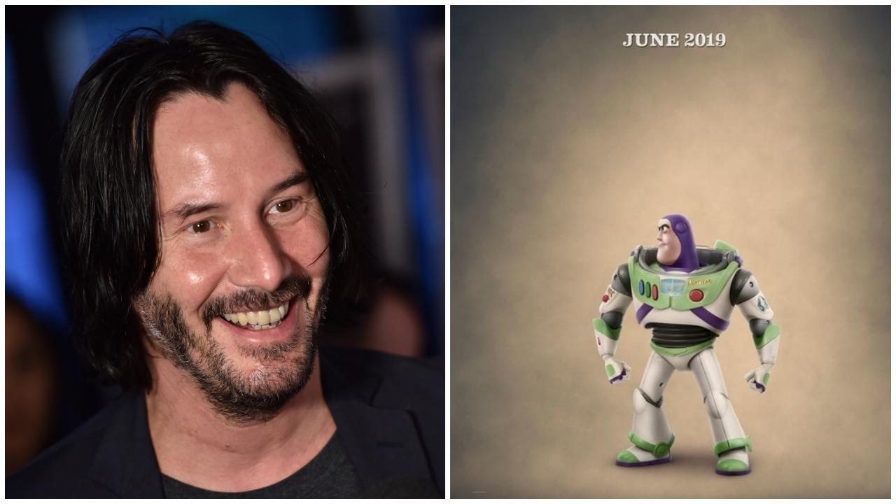 Toy Story 4  Keanu Reeves Double Un Nouveau Jouet | Premiere.fr