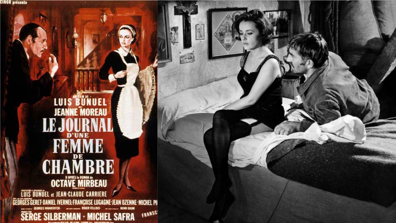 Le journal d'une femme de chambre : Buñuel prend sa revanche | Premiere.fr