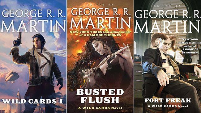 Encore une grande saga de George R.R. Martin adaptée en série ! | Premiere.fr