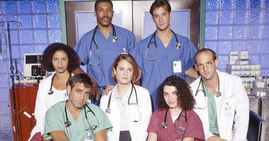 George Clooney, Noah Wyle et tous les anciens d'Urgences vont se retrouver !