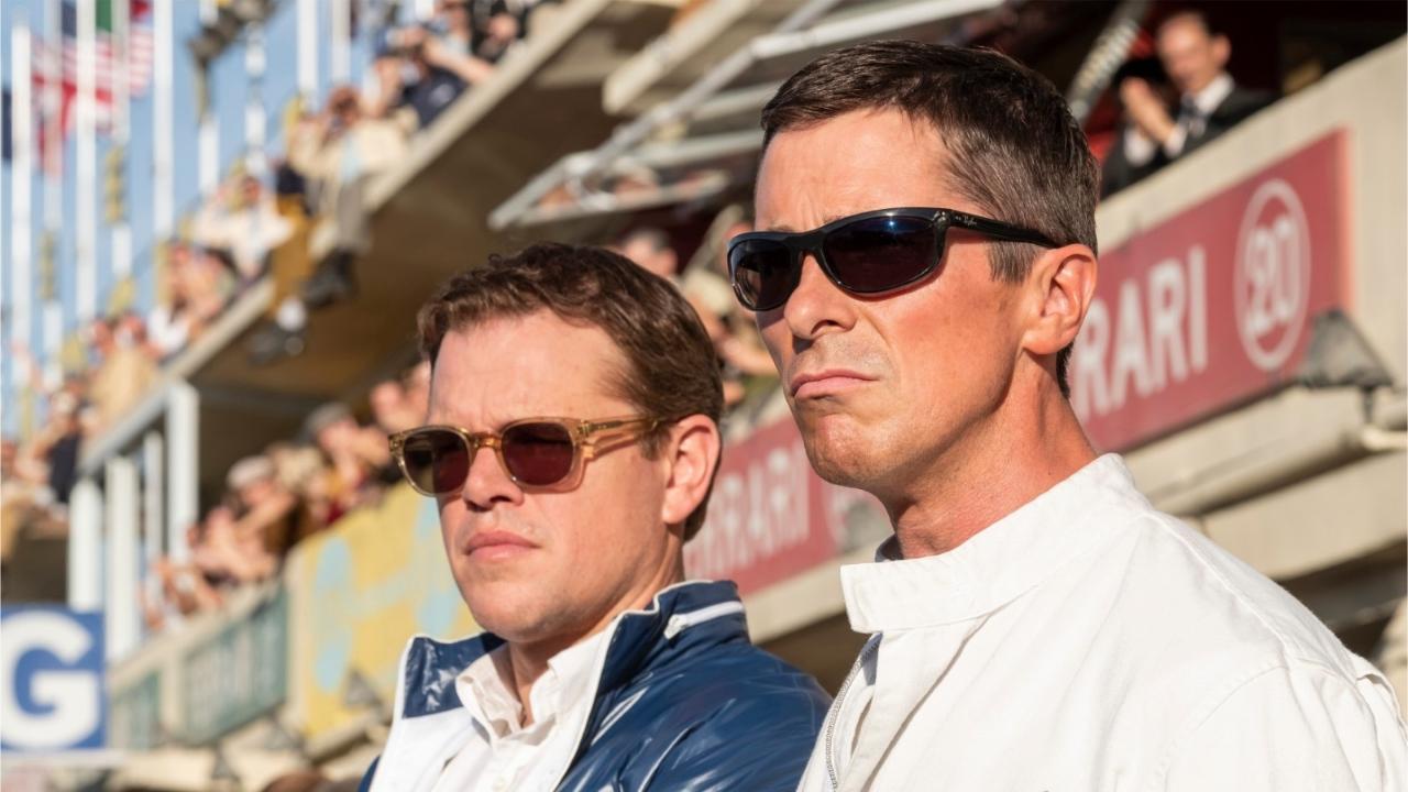 Le Mans 66: Christian Bale et Matt Damon veulent se lancer dans la course aux Oscars | Premiere.fr