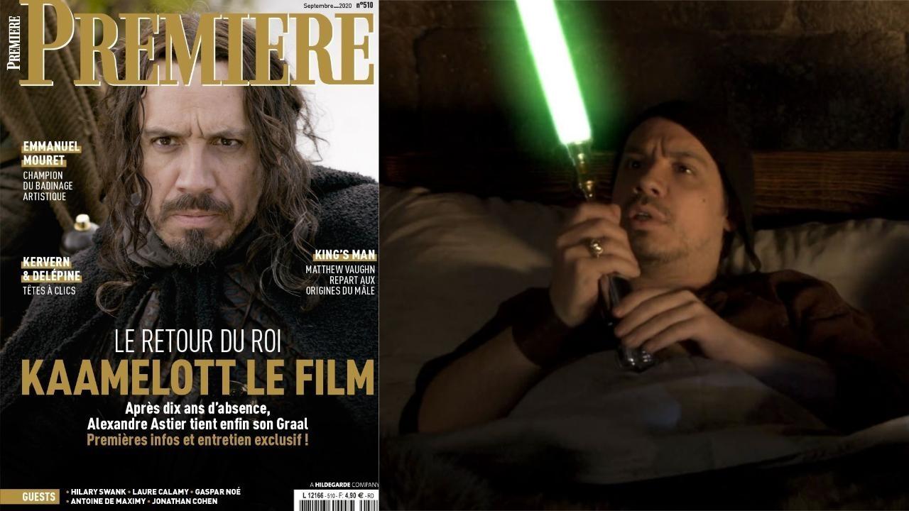 Alexandre Astier : 'Star Wars, eh bien... j'en ai plus rien à secouer!'