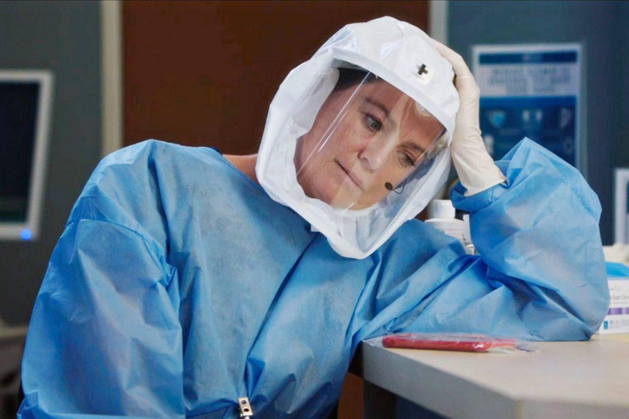 Pourquoi Grey's Anatomy a refilé le COVID-19 à Meredith