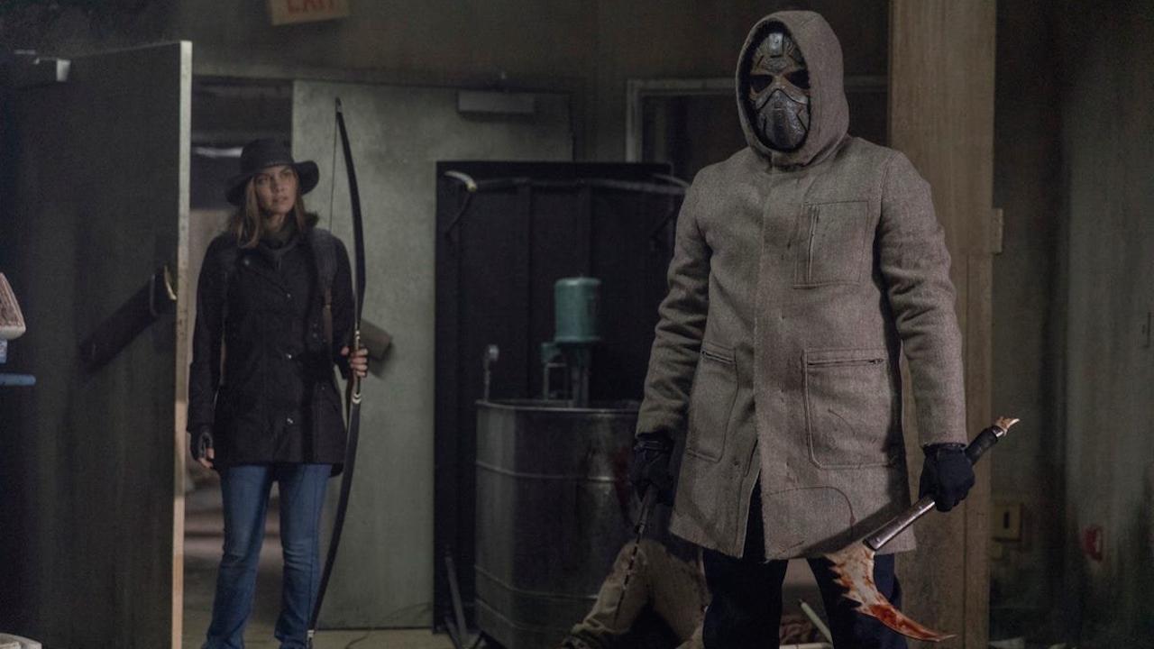 Walking Dead : voilà qui se cachera sous le masque du mystérieux guerrier, dans la suite de la saison 10