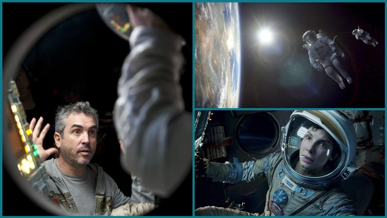 Alfonso Cuaron : 'Je ne referai jamais un film se déroulant dans l'espace'