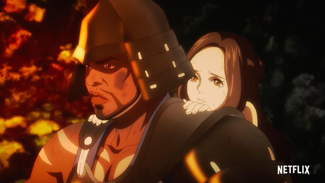 Yasuke : nouvelle bande-annonce alléchante pour le samouraï noir de Netflix