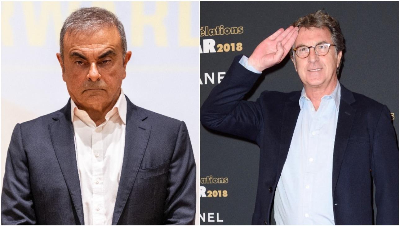 Francois Cluzet incarnera Carlos Ghosn dans la mini-série The Fugitive