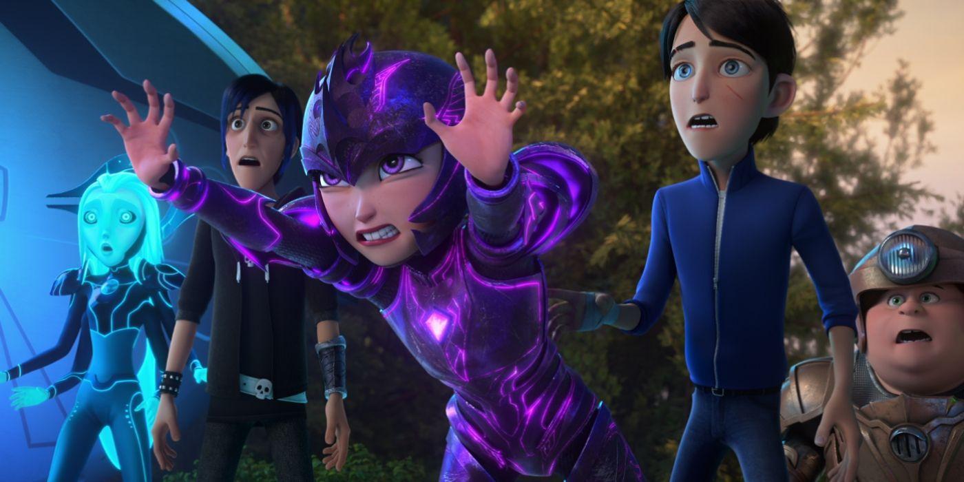 Premier teaser et une date pour le film Trollhunters: Rise of the Titans sur Netflix