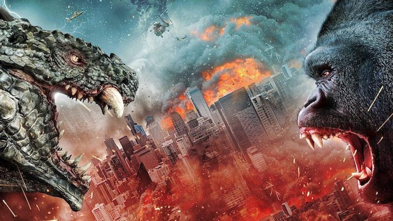 Ape vs. Monster : le trailer improbable du film qui n'est pas tout à fait Godzilla vs. Kong