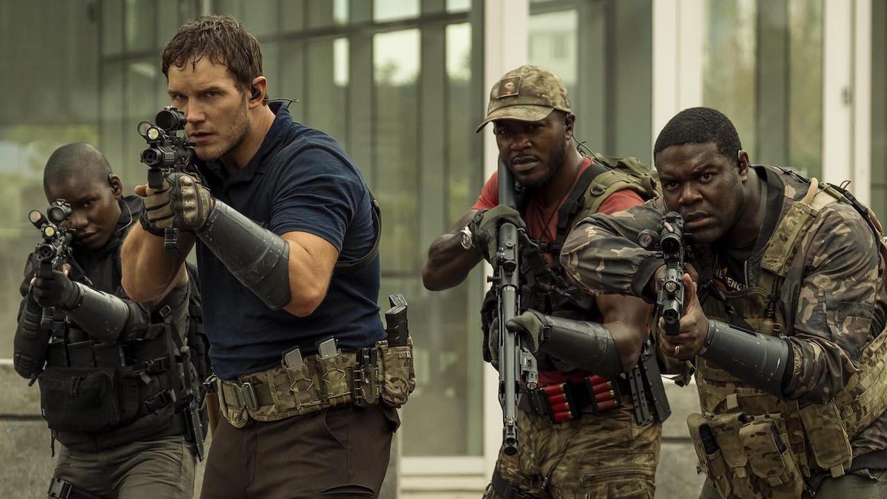 The Tomorrow War : Chris Pratt face à une invasion alien dans le premier teaser