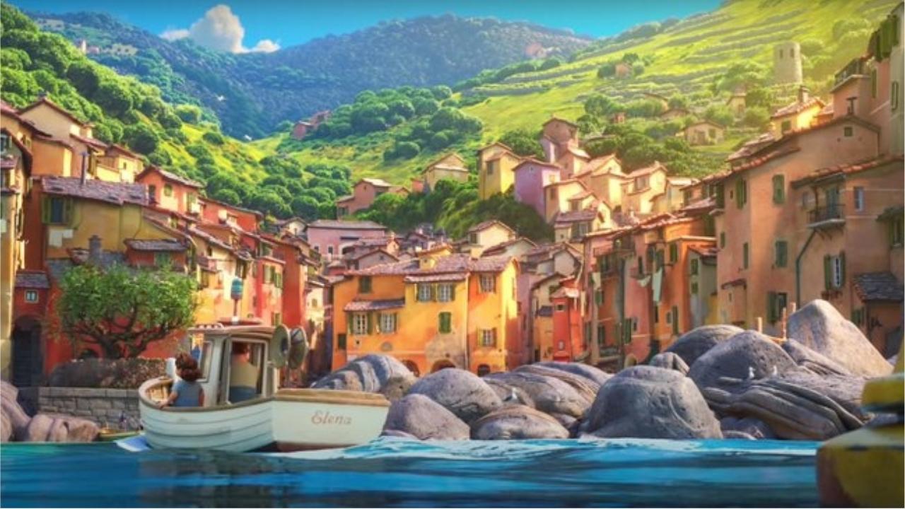 Luca : Le co-scénariste nous fait visiter l'univers du nouveau Pixar en images