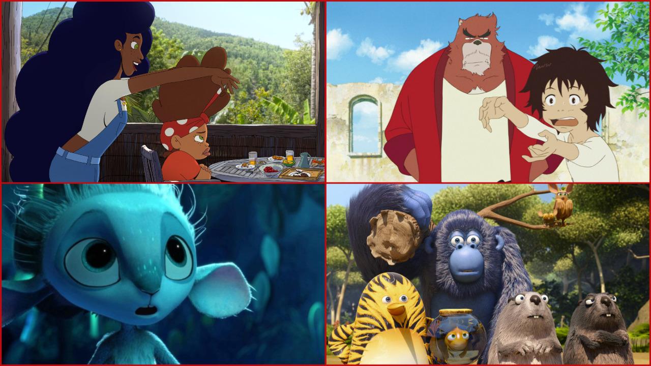 Une programmation spéciale animation pour le Festival d'Annecy sur France 4
