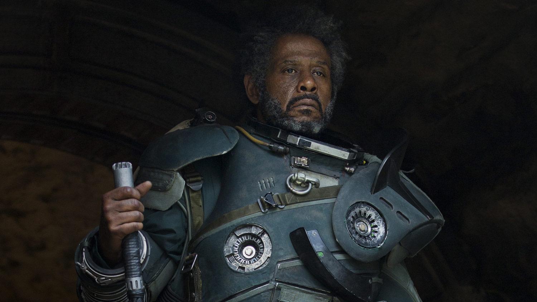 Saw Gerrera et Forest Whitaker de retour dans Star Wars : Andor
