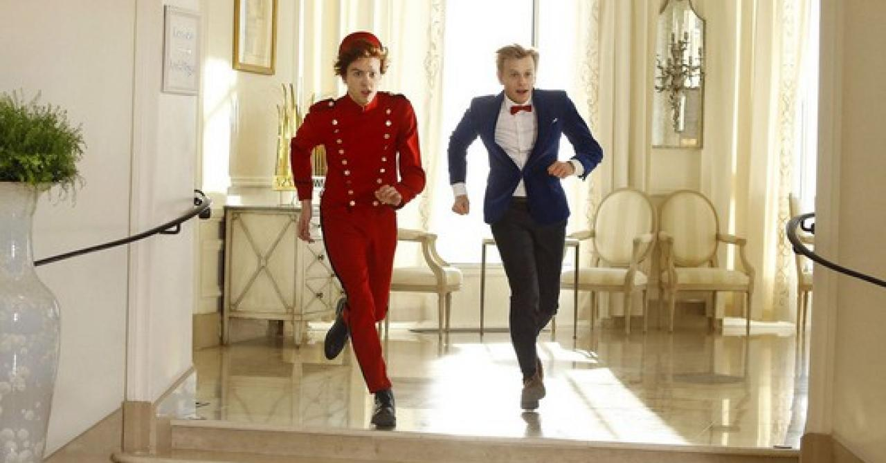 Read more about the article The adventures of Spirou and Fantasio: the film misses its heist [critique]