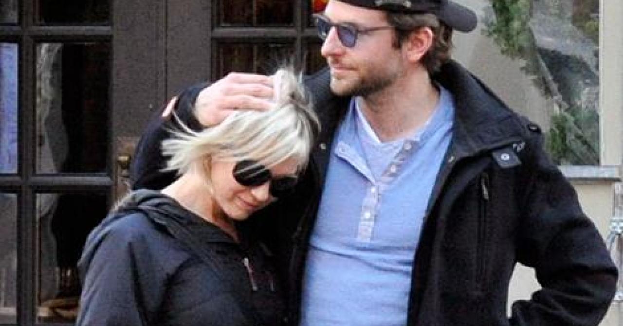 Renee Zellweger Bradley Cooper