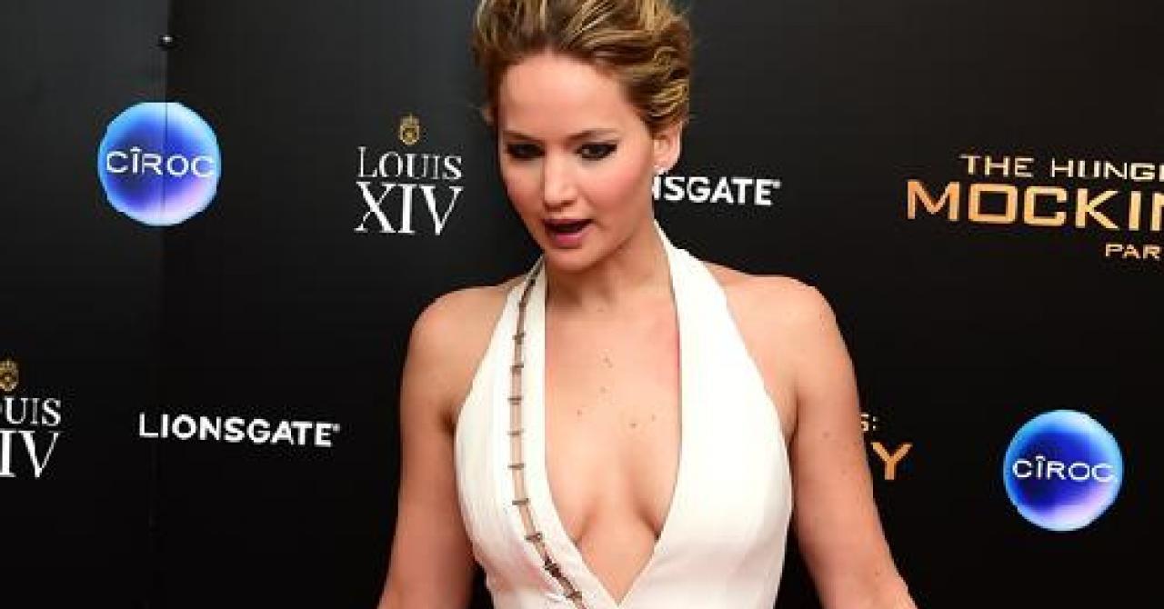 Jennifer Lawrence, la star de Hunger Games est un vrai