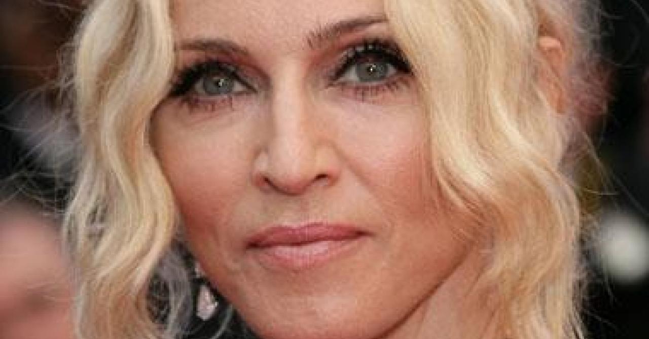 Madonna sextape