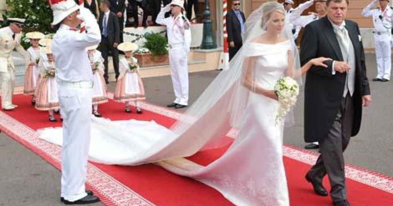 PHOTOS - Mariage princier à Monaco : admirez